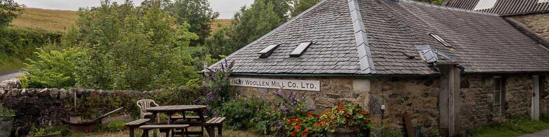 Islay Woollen Mill snapshot