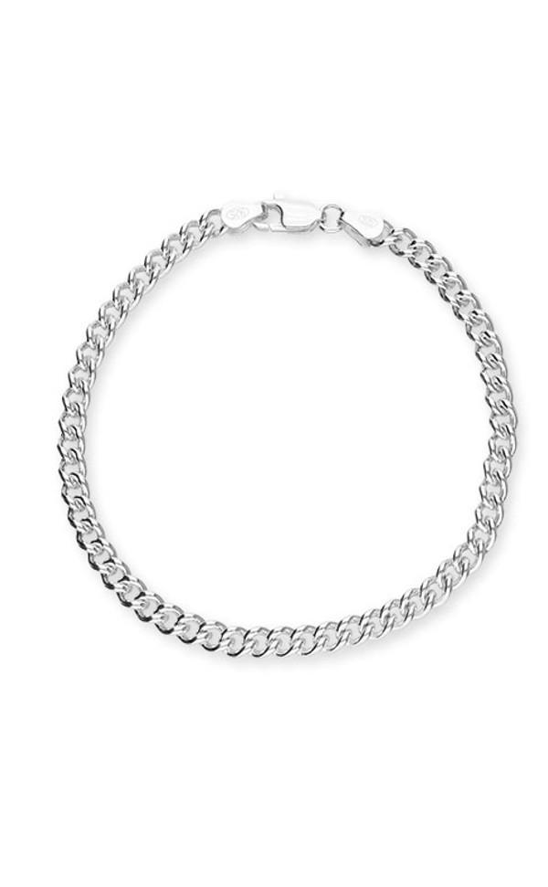Link Chain Charm Bracelet Front