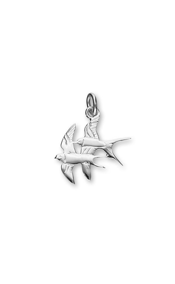 Nature in Flight Charm C139 Front