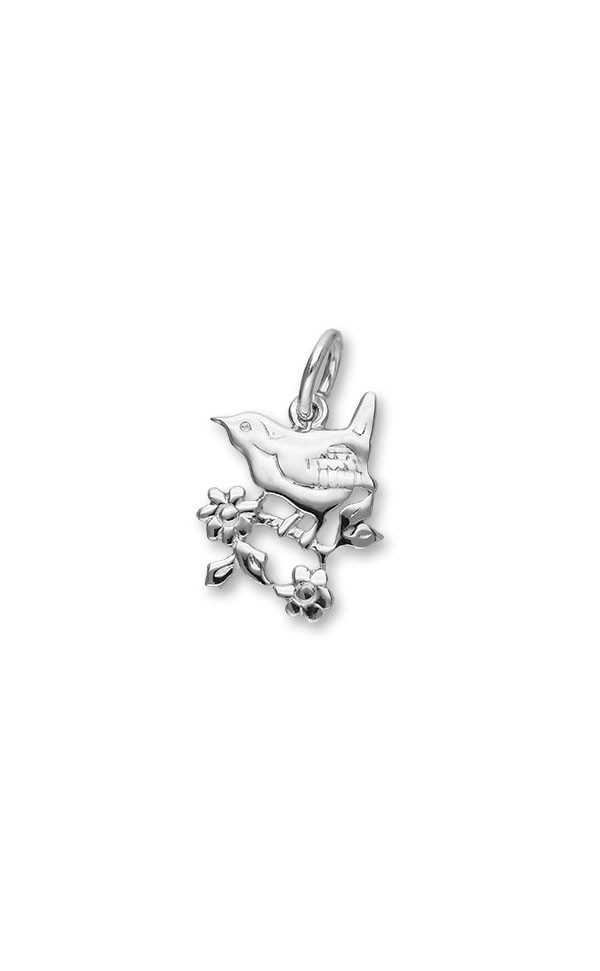 Nature in Flight Charm C144 Front