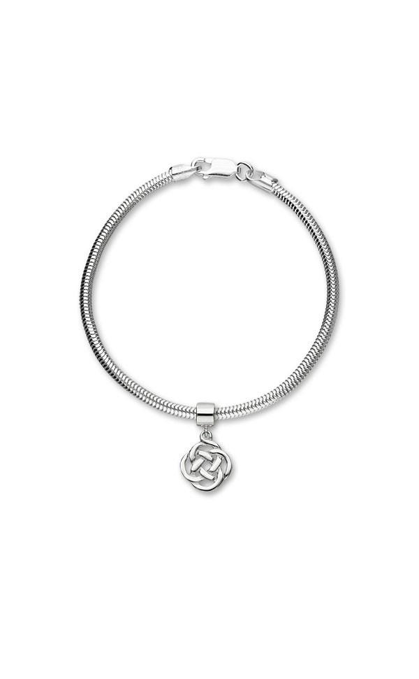 Celtic Charm C299 On Bracelet