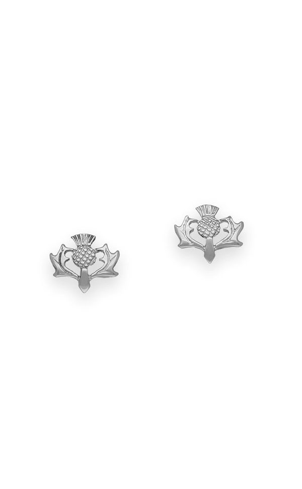 Thistle Earrings E58 Front