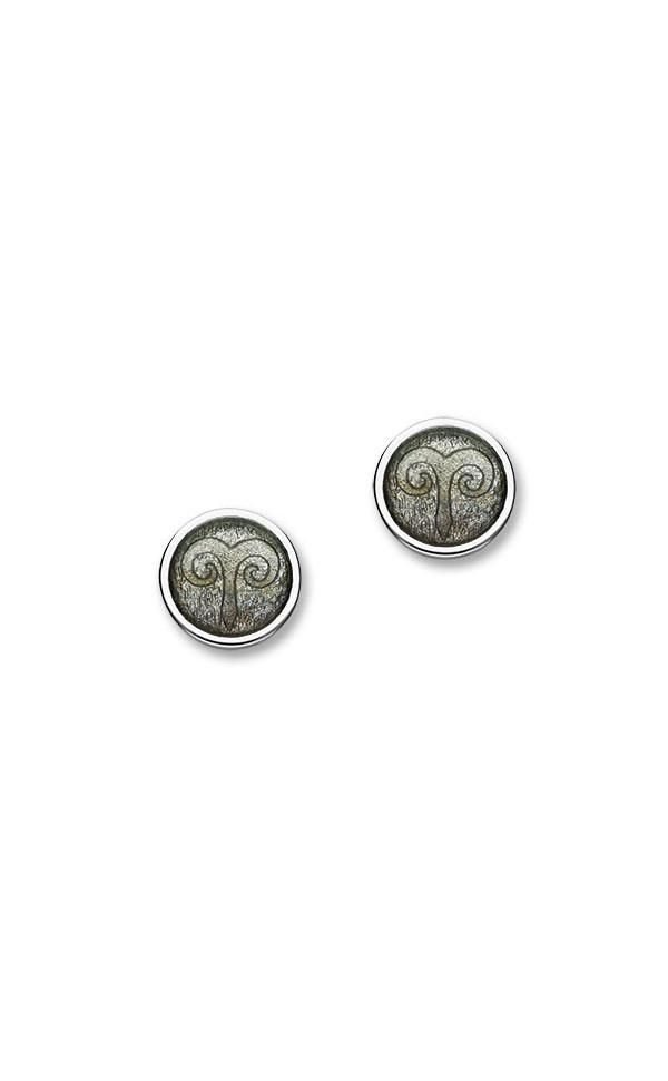 Zodiac Earrings EE583 Front