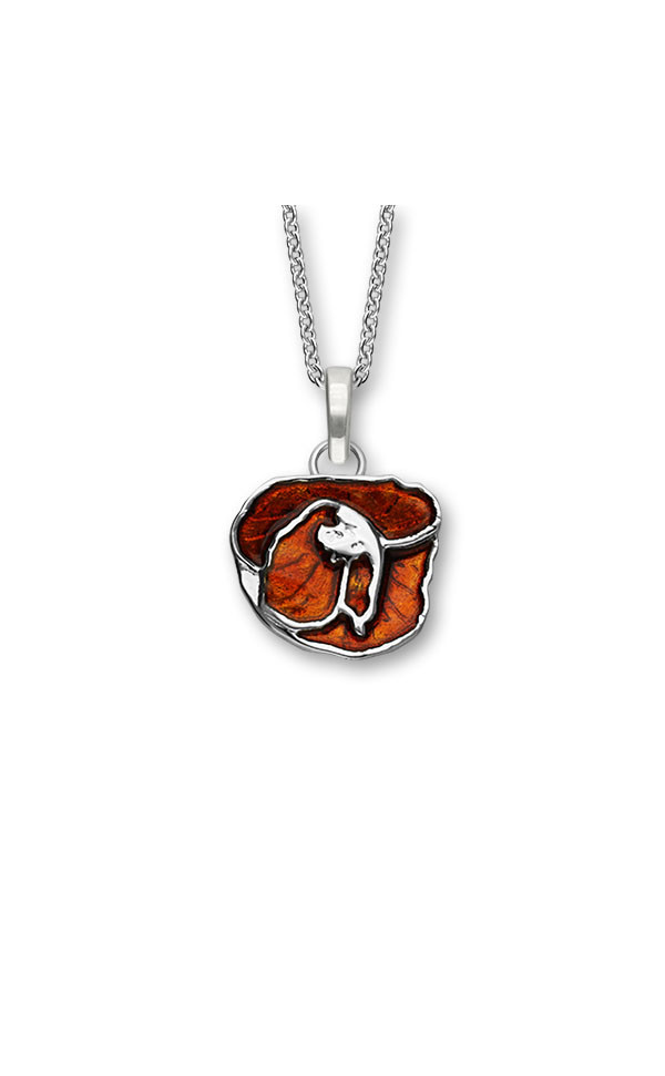 Poppies Pendant EP420 Front