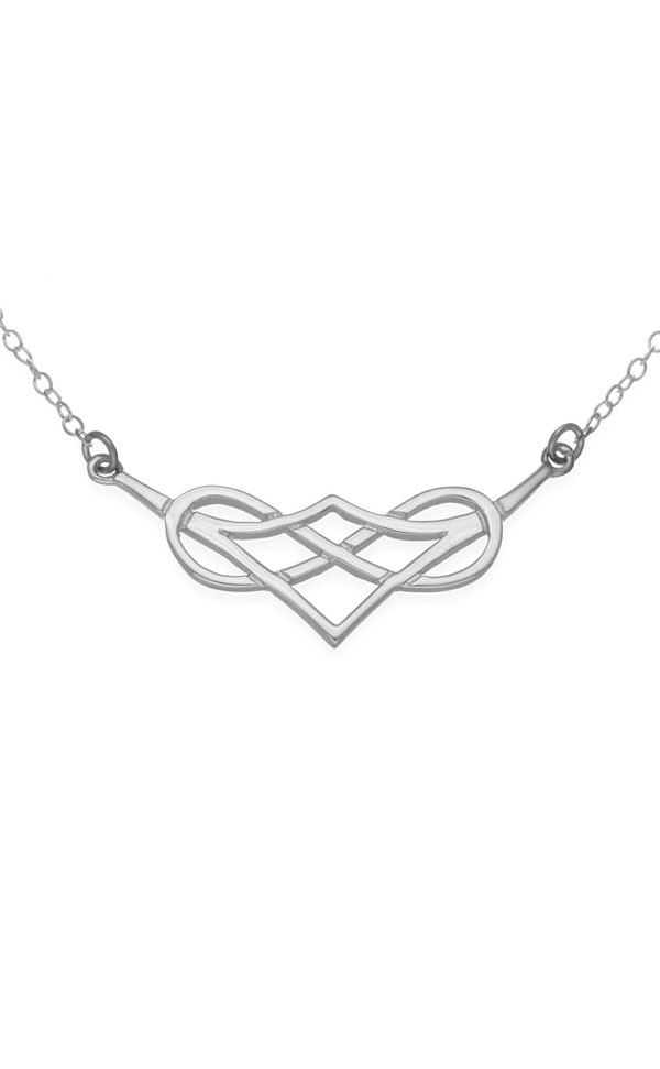 Celtic Necklet N37 Front