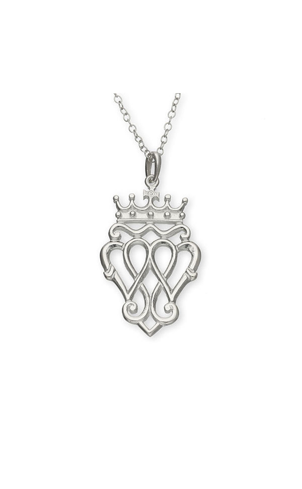 Luckenbooth Pendant P171 Front