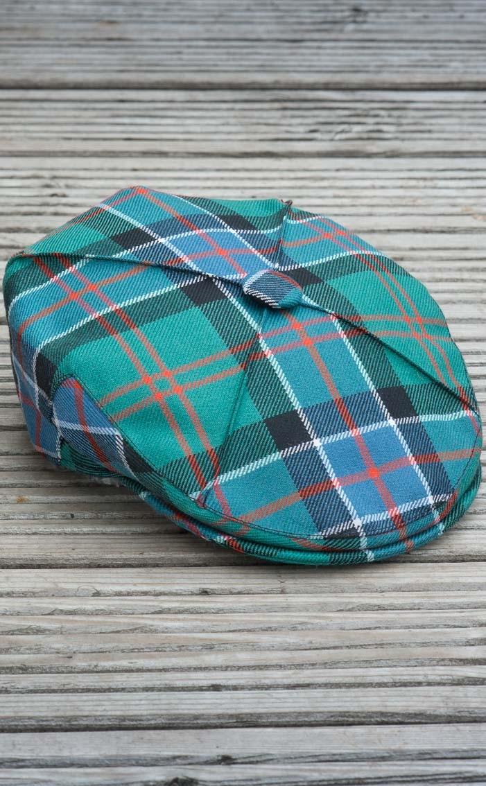 scotweb-button-quarter-tartan-cap--