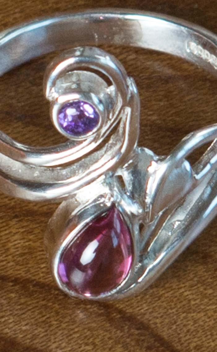 scotweb-fr159-silver-rhodolite-garnet-amethyst-detail
