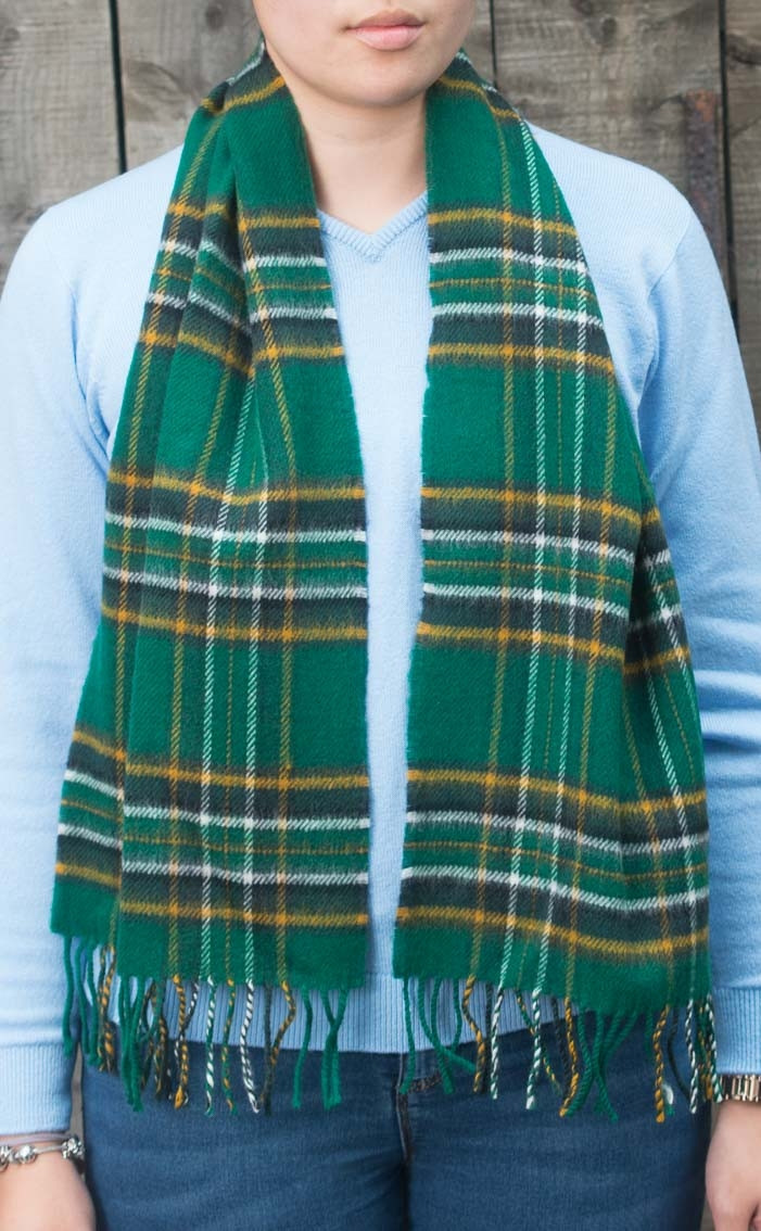 Tartan:  Irish National (Ancient)