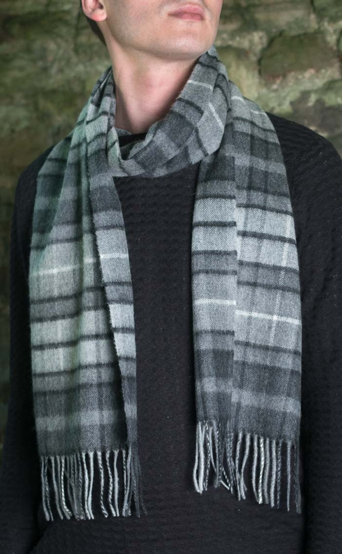 Tartan: Grey Buchanan