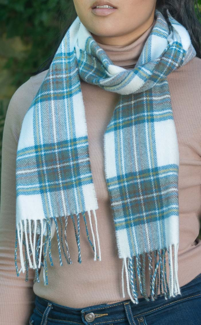 Tartan: Stewart Dress Blue (Modern)