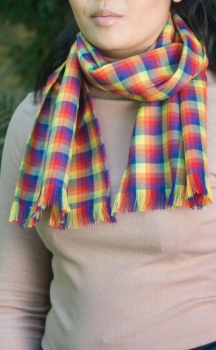 Tartan: Rainbow (Modern)