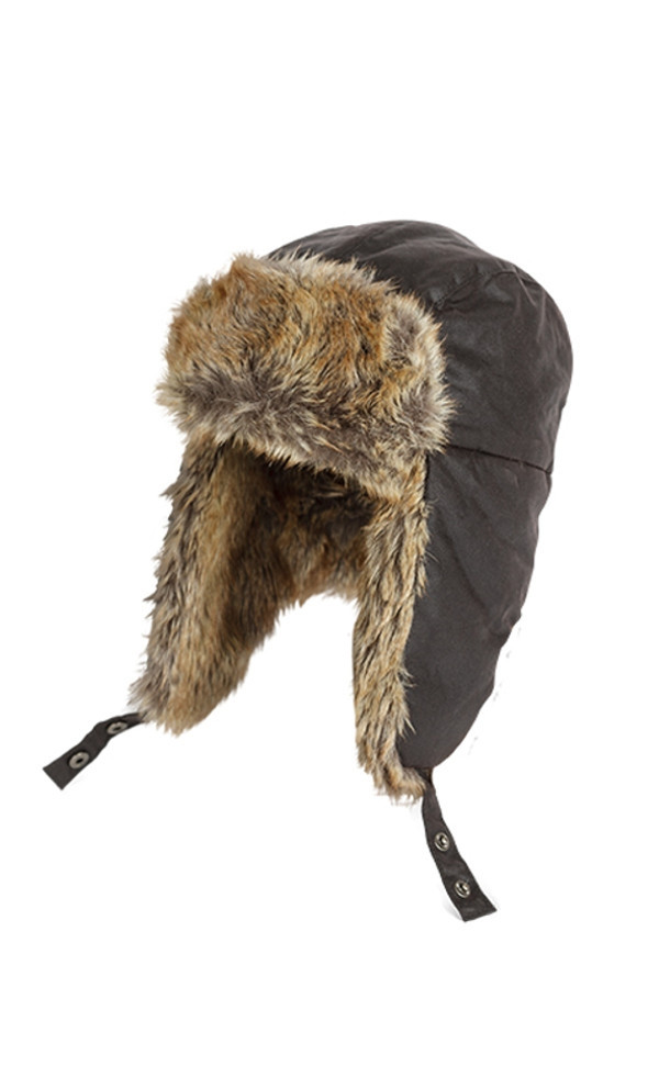 scotweb-waxed-cotton-faux-fur-trapper