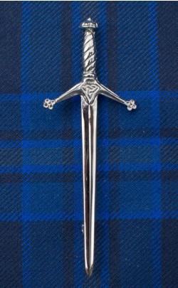 Claidhmhor Sword Kilt Pin