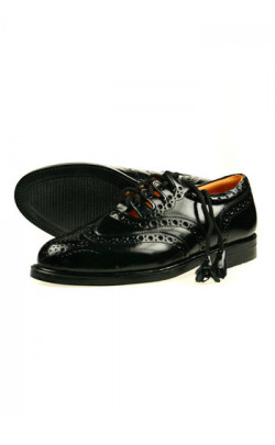 Essential Scotweb Ghillie Brogues