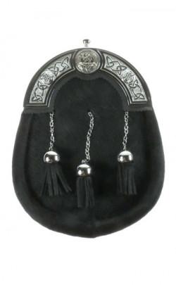 Irish Clan Crest Dress Sporran