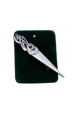 Serpent Kilt Pin (Antique)