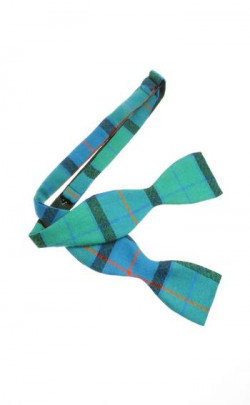 Essential Scotweb Tartan Self Bow Tie