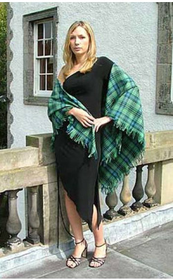 Essential Scotweb Tartan Shawl