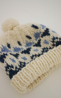 Child's Icelandic Hat