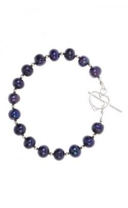 Sterling Pearl Bracelet