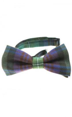 Classic Tartan Adjustable Bow Tie