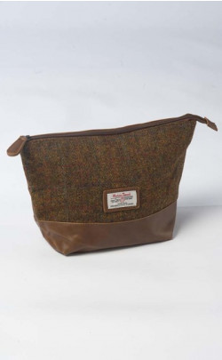 Harris Tweed Stornoway Washbag
