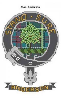 Clan Crest Cross Stitch Kit