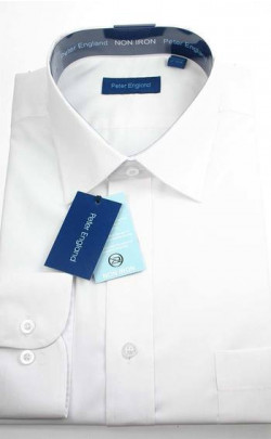 Standard White Shirt