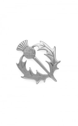 Thistle Brooch ‑ B38