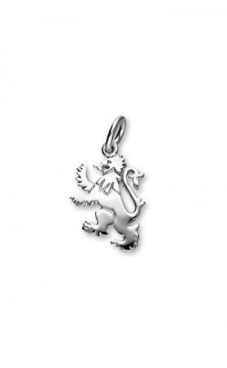 Lion Rampant Charm ‑ C151