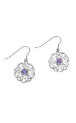 Celtic Drop Earrings ‑ CE16