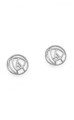 Charles Rennie Mackintosh Earrings ‑ E632