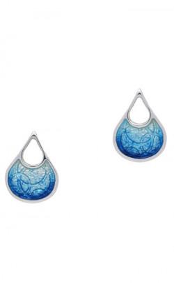 Elements‑Water Waterfall Stud Earrings ‑ EE420