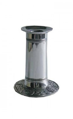 Celtic candlestick