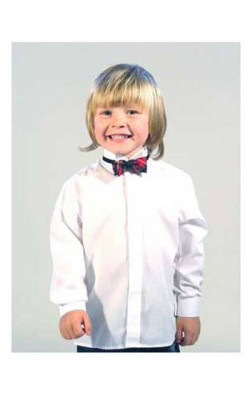 Boy's Wing Collared Shirt
