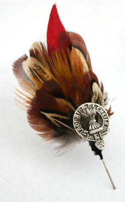 Clan Crest Stick Pin