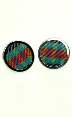 Luxury Tartan Earrings