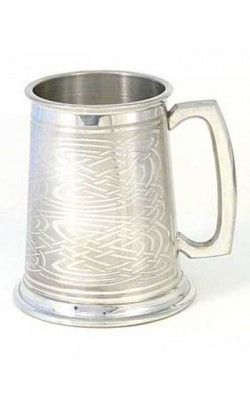 Rolled Celtic 1 Pint Tankard