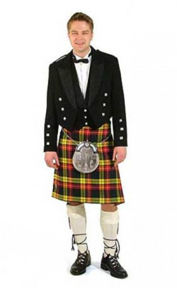 Essential Scotweb Prince Charlie Kilt Outfit