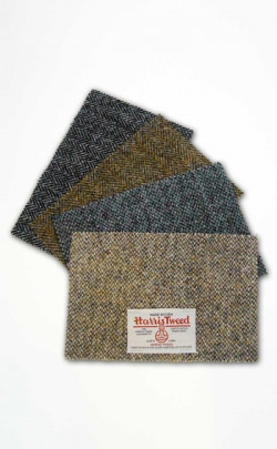 Harris Tweed Swatch