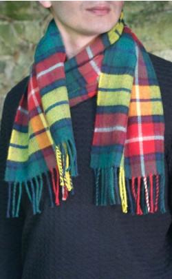 Essential Scotweb Lambswool Tartan Scarf