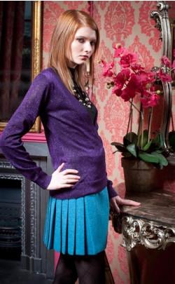 Tweed Mini Kilt