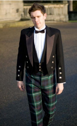 Essential Scotweb Prince Charlie Trews Outfit