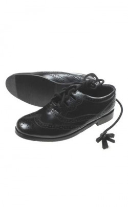Boy's Ghillie Brogues