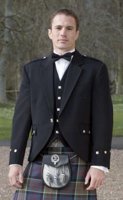 Classic Argyll Jacket