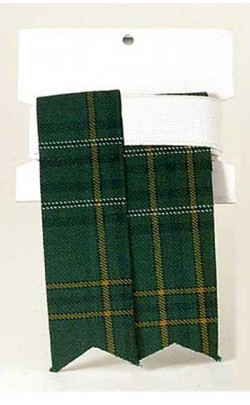 Boy's Tartan Kilt Flashes