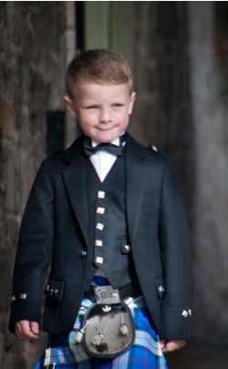 Boy's Argyll Jacket