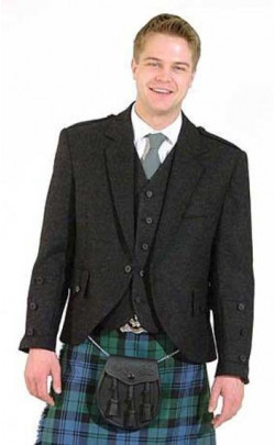 Tweed Braemar Jacket