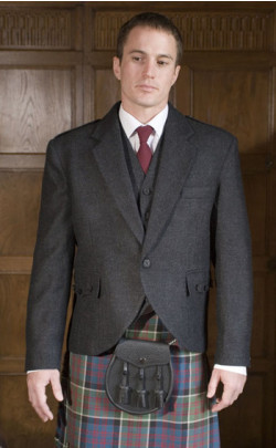 Tweed Crail Jacket